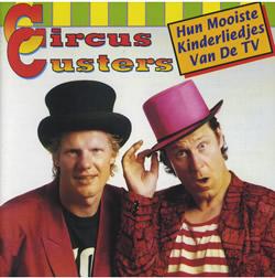 Circus Custers Vol Te Vol - Wilde Ganzen